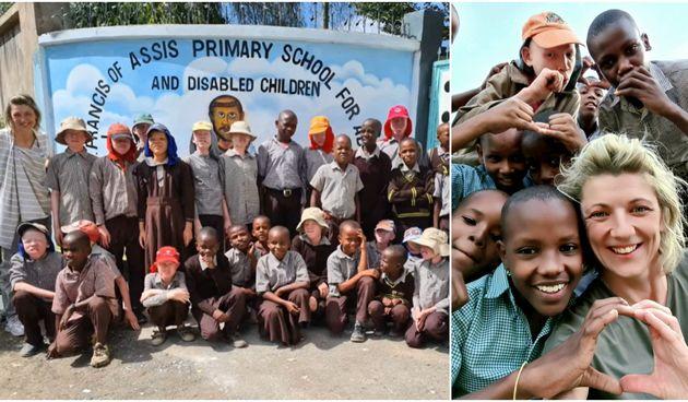 VIDEO Martina Strahija je volontirala u Tanzaniji u školi za djecu s teškoćama