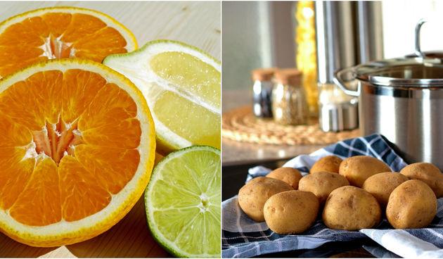 Voće i povrće bogato vitaminom C