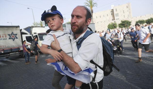 Izraelci bježe od eksplozije
