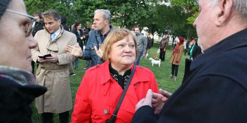Lovrinović, Mrak Taritaš i Tomašević potpisali zahtjeve Inicijative 'Čuvamo naš park'