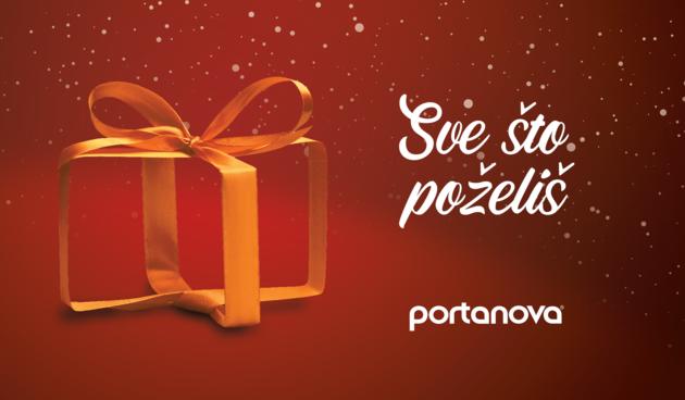 Posljednje pripreme za Božić  obavite u Portanovi