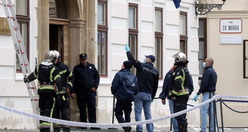 Ranjen ispred Vlade: Liječnici se satima borili kako mladi policajac ne bi ostao invalid i spašavaju mu ruku