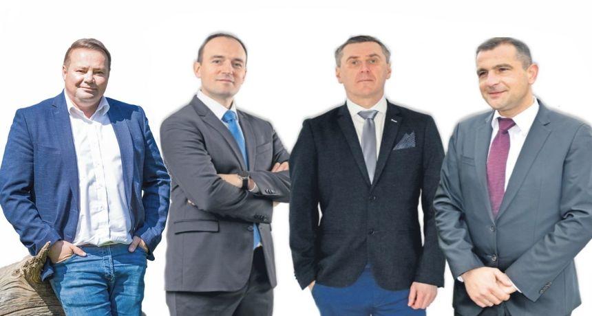 OBRAĐENO 43% BIRAČKIH MJESTA Prvi privremeni neslužbeni rezultati izbora za župana
