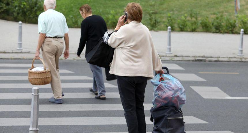 Umirovljeničke udruge protiv predloženih izmjena Ovršnog zakona. Kažu da se ovako nikada neće otplatiti dug