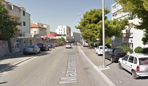 Teška prometna nesreća u Splitu: Stradalo je dvoje pješaka od kojih je jedno dijete