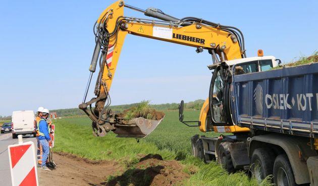 Krenuli radovi na rekonstrukciji državne ceste između Aljmaša i Erduta vrijedni preko 70 milijuna kuna