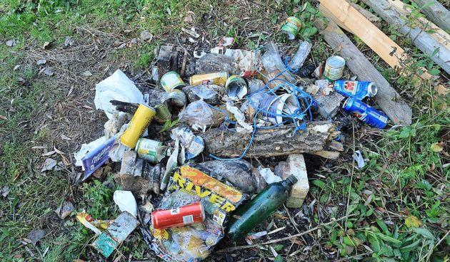 Brojna 'ribička mjesta' postala su ilegalna odlagališta smeća!