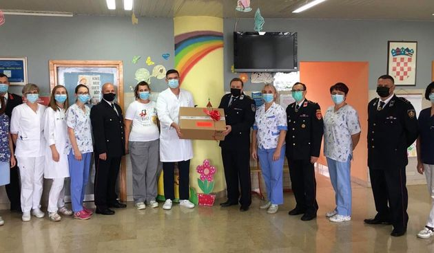 Donacija, bolnica