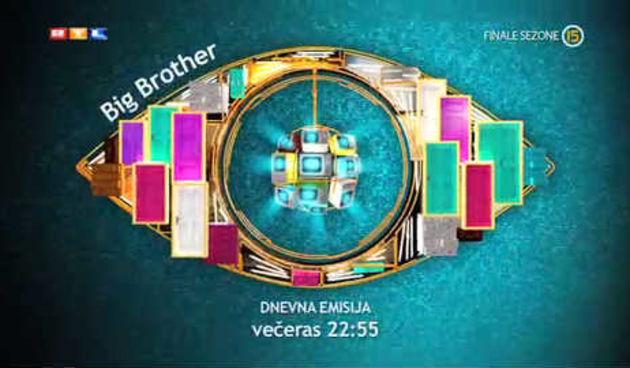 'Big Brother', ne propustite večeras, od 23 sata na RTL-u (thumbnail)