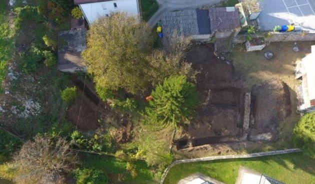 Na nekadašnjem srednjovjekovnom naselju i trgovištu u Slunju provode se arheološka istraživanja