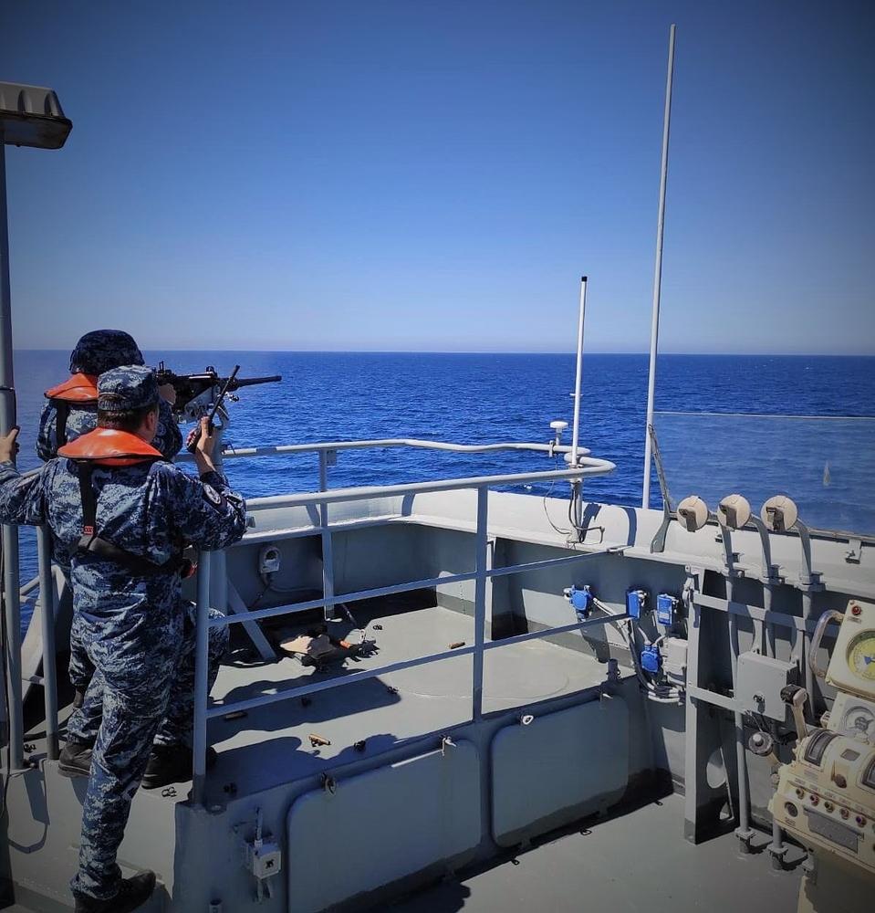 Vježbovne aktivnosti Flote HRM-a i Obalne straže RH odvijale su se u sklopu vježbi pod zajedničkim nazivom HRVATSKI BEDEM 1991.–2021.