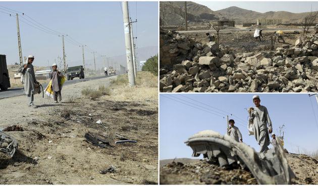 Afganistan - mjesto gdje su stradali vojnici