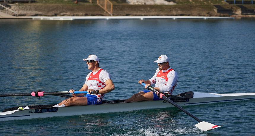 Nastupom na Europskom prvenstvu, braća Sinković otvaraju sezonu veslanja