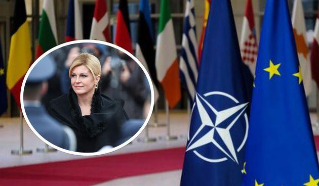 Kolinda Grabar Kitarović NATO