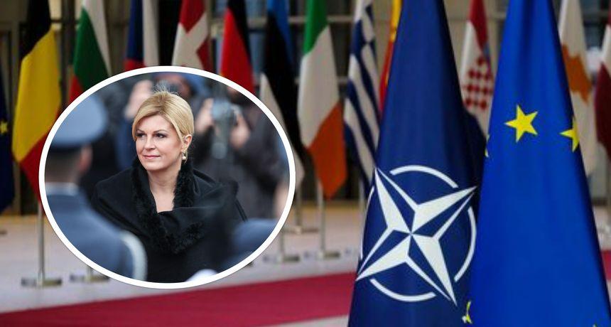 Politico o izboru nove šefice NATO-a: Tko su glavne protukandidatkinje Kolinde Grabar-Kitarović?