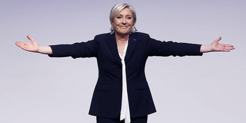 Marine Le Pen oslobođena optužbi za govor mržnje
