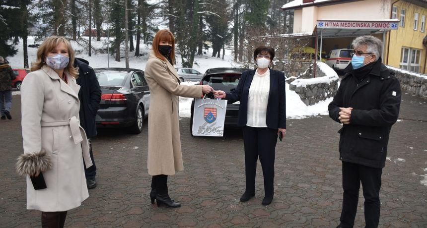Slunjani više neće morati na fizikalnu terapiju u Karlovac - uskoro otvorena u njihovu Domu zdravlja