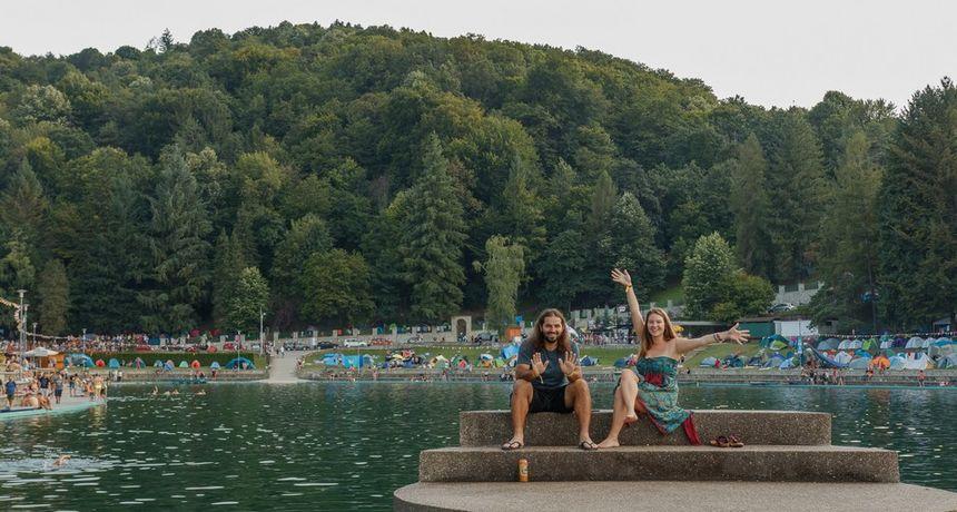 Voda na orahovačkom jezeru iznimne kvalitete