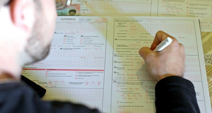 Traže se ljudi za rad na popisu stanovništva, može se zaraditi do 6.000 kuna