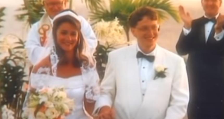 Na Havajima: Ovako je izgledalo vjenčanje Billa i Melinde Gates prije 27 godina