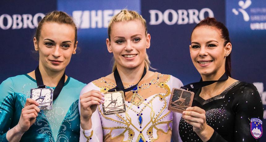 Zvijezde svjetske gimnastike stižu na DOBRO World Cup u Osijeku