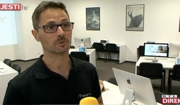 Bivši Appleov zaposlenik odlučio se nakon devet 'superuspješnih' godina vratiti u Hrvatsku i otvoriti trening centar