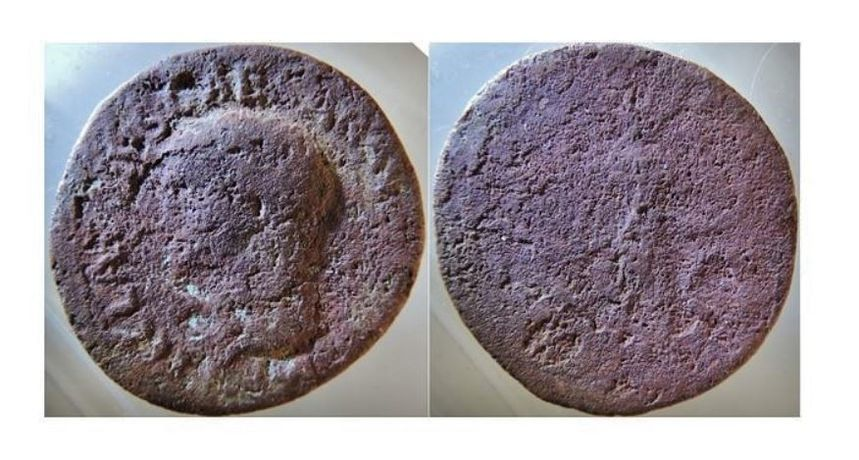 U Preku pronađen novčić iz doba rimskog cara Klaudija
