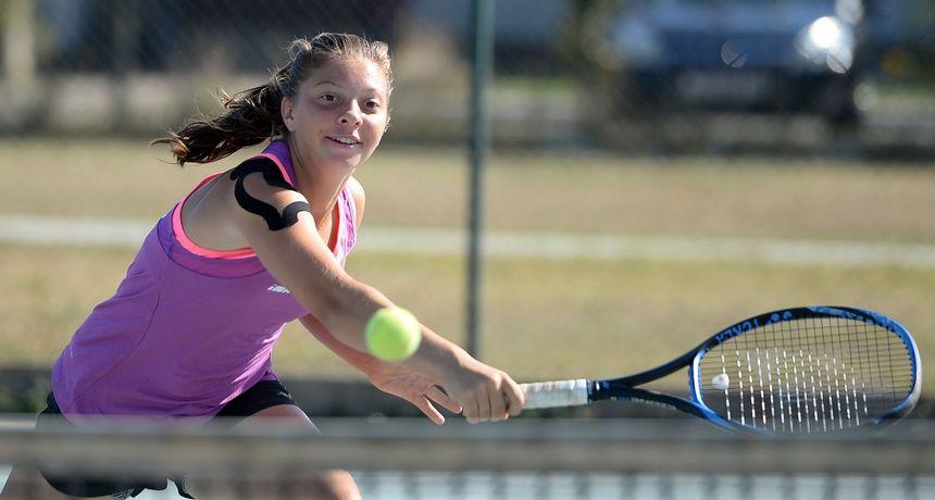 BRAVO, TONKA Antonia Ružić napredovala na WTA listi, sad je 926. igračica svijeta