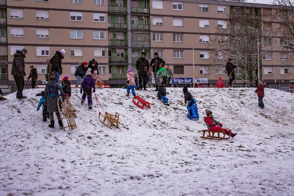 Zimske radosti u Osijeku