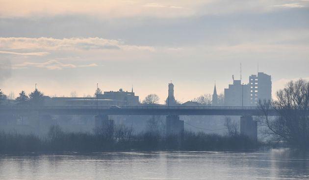 kvaliteta zraka Slavonski brod