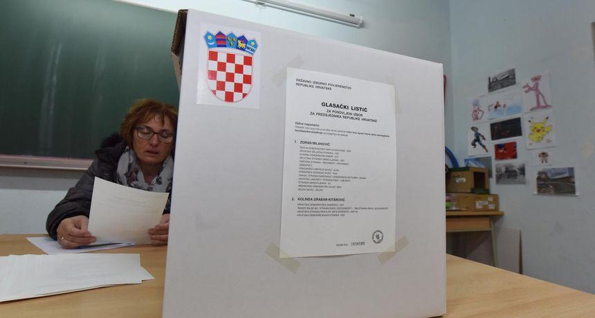 Do 16.30 glasalo 43,52 posto birača, 190.000 više nego u prvom krugu!