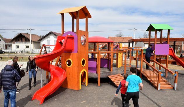 Otvaranje Parka Velika graba u Sračincu