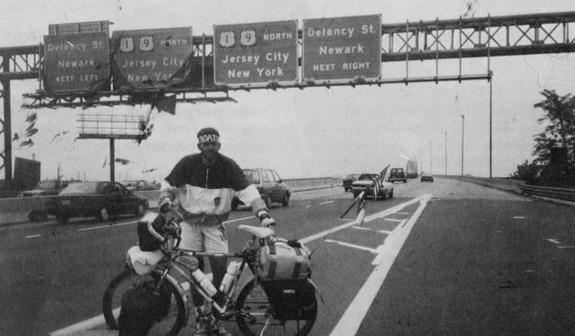 Biciklom stigao na kraj svijeta pa sreo jedinog Hrvata u gradu: Bio je to jako bolan susret