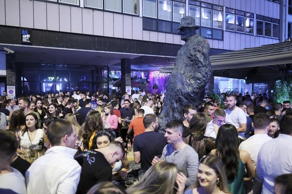 Zagreb noćni život