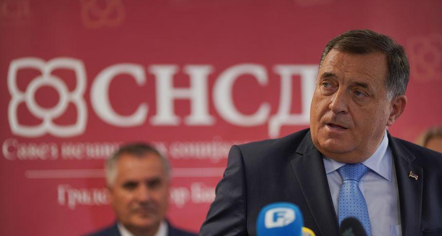 Dodik se opet verbalno igra rata u BiH: 'Većina Hrvata ne bi išla vojno na RS'