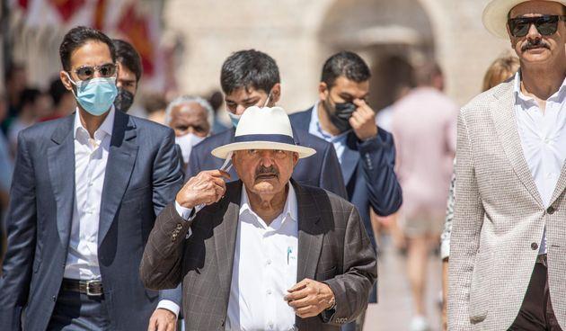 šeik, dubrovnik, Faisal bin Qassim Al-Thani