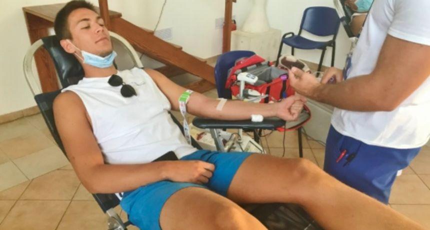 U drugoj ovogodišnjoj akciji članovi DDK Preko prikupili 32 doze krvi