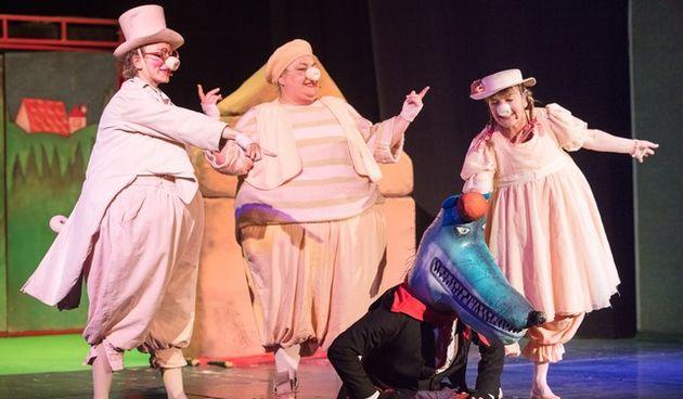 Predstave za 10 kuna – započinje manifestacija Djeco, kazalište vas zove