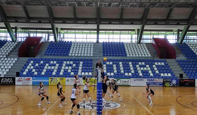Karlovačke odbojkašice u posljednjoj provjeri pred početak Superlige ostvarile dvije vrijedne pobjede u ŠSD Mladost