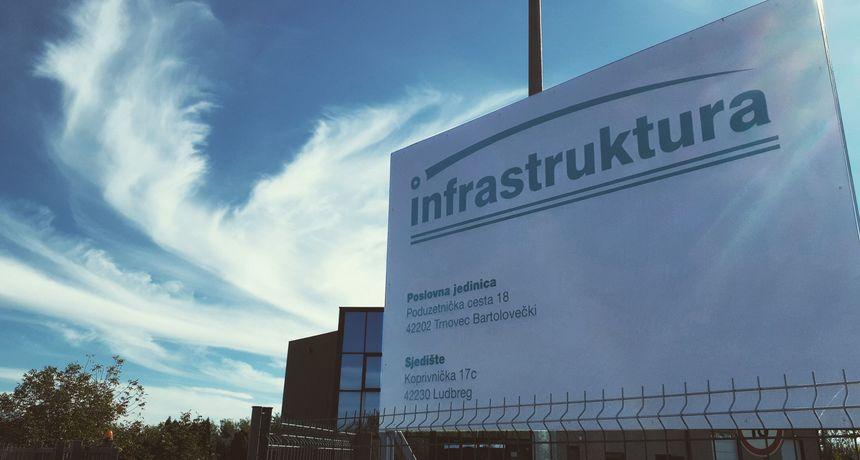 Infrastruktura d.o.o. uspješno provela EU projekt vrijednosti 930.392,00 kn