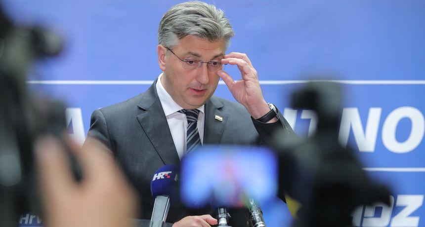Plenković: 'Milanovićeve salve uvreda su političko divljaštvo i primitivizam!'
