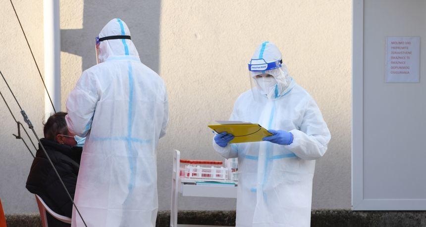 U posljednja 24 sata je 43 naših sugrađana novozaraženo koronavirusom, a troje ih je umrlo - dvije žene i jedan muškarac