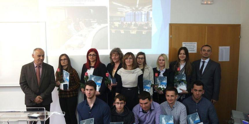 DEVET generacija studenata Međimurskog veleučilišta Čakovec