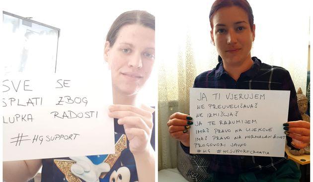 Josipa Zekanović: Želimo savjetima i iskustvom pomoći svim ženama kojima je dijagnosticirana hipermeza