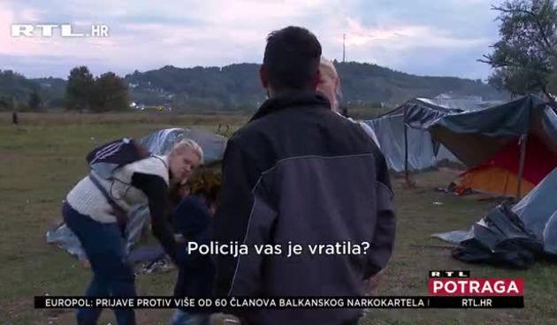 Gotovo svaka druga izbjeglica je dijete! A stotine se u pokušajima da uđu u Hrvatsku i zatraže azil - odvoje od roditelja: Potraga istražuje zašto (thumbnail)