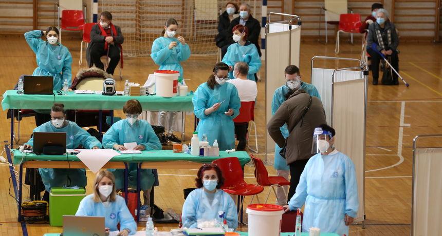 VELIKI INTERES MEĐIMURACA Zabilježen rekord: Jučer je u Međimurju cijepljeno čak 2656 osoba