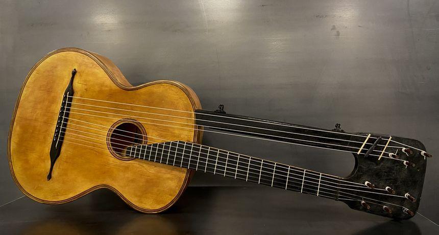 Predstavljanje dvovrate gitare Ivana Padovca: U Varaždin se vratilo važno kulturno naslijeđe
