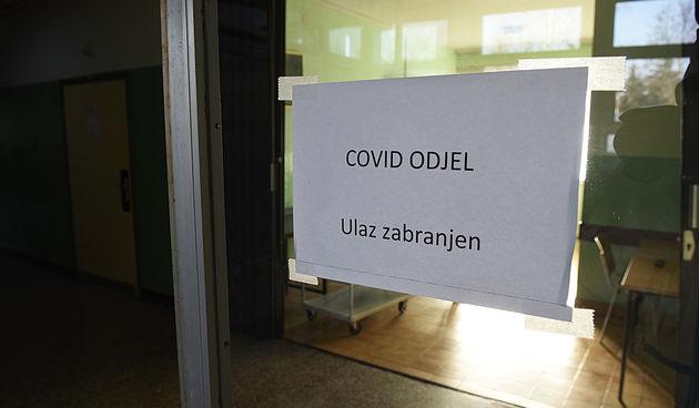 Od jučer u Karlovačkoj županiji 64 nova slučaja zaraze koronom, jedna osoba preminula - 44 osobe u bolnicama, 741 u samoizolaciji
