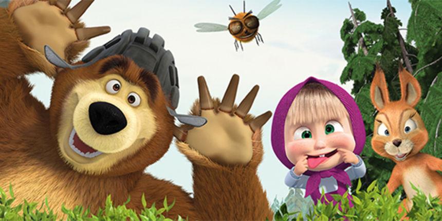 Jeste li znali? Maša i Medvjed nastali su prema ruskoj narodnoj priči i u originalu uopće nisu prijatelji...