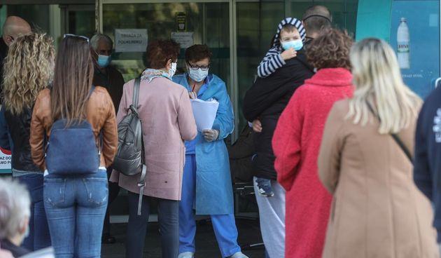 Bolnica, čekanje